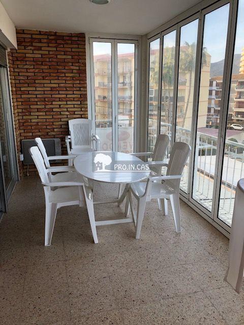 Apartamento Lateral Primera Linea